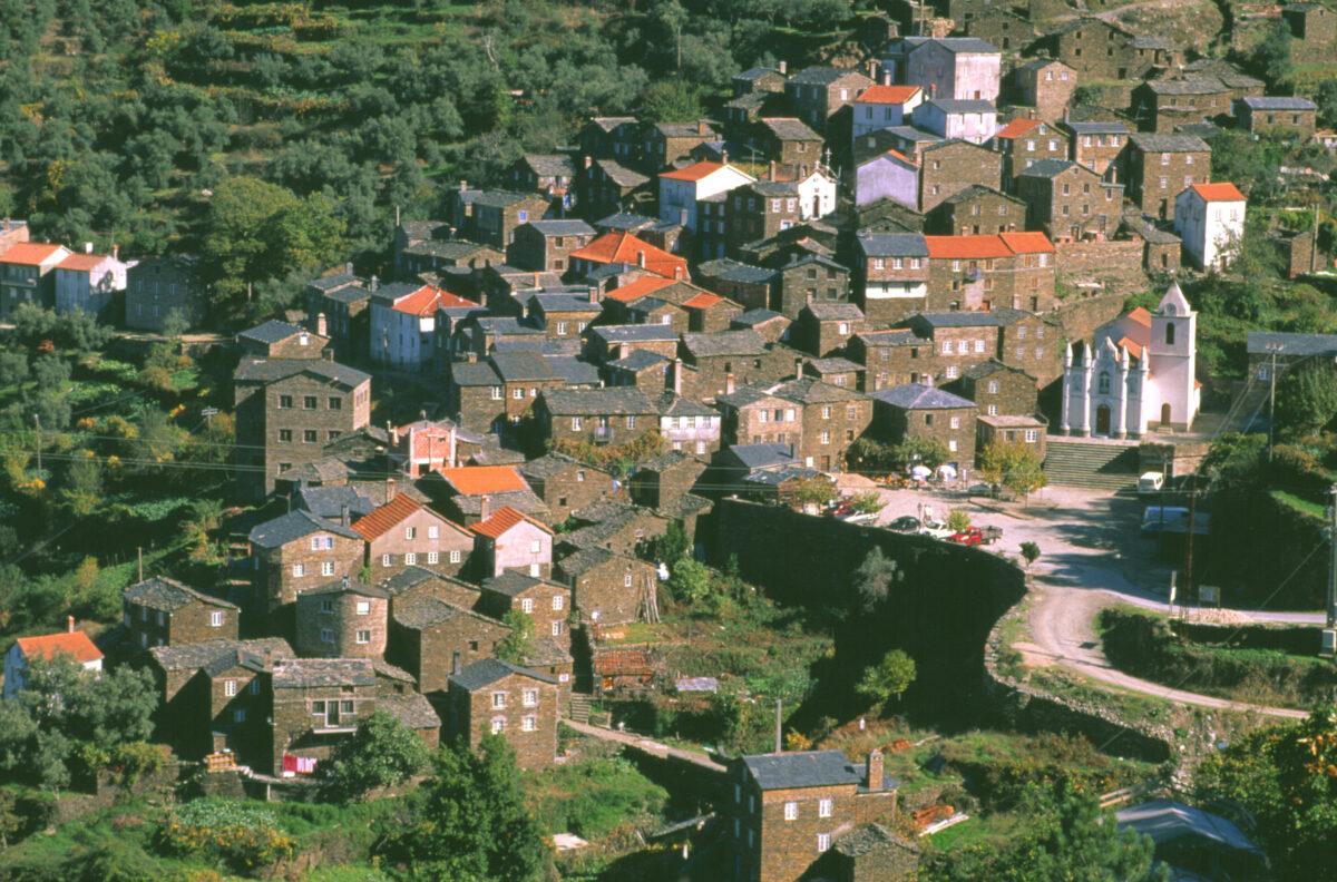 Aldeia do Piodão em Coimbra