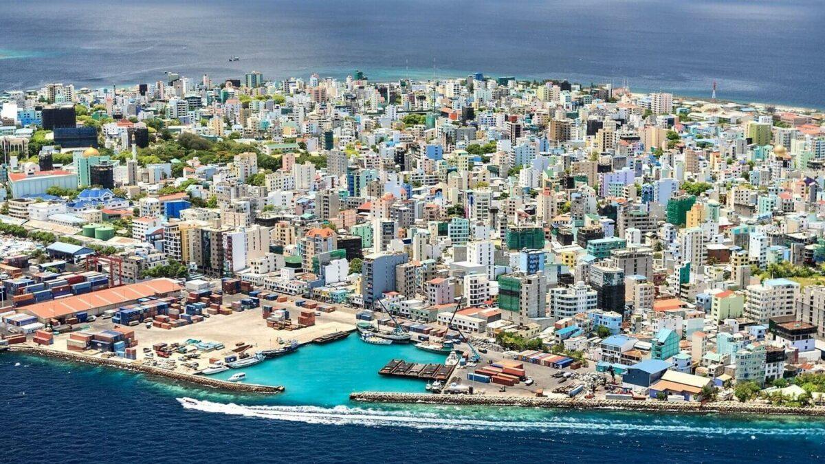 male, capital of maldives
